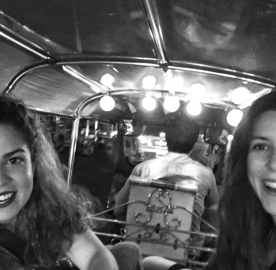 equipo de viaje de los viajes de claudia- Los viajes de margalliver